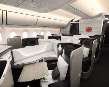 Les vols d'Air Canada supplémentaires au départ de Paris seront assurés en B777 cet été - Photo : Air Canada