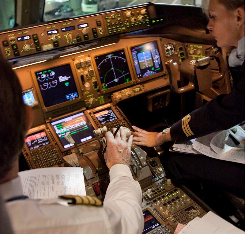 Air France prévoit d'assurer 75 % de ses vols moyen-courriers de et vers Paris - CDG, en raison de la grève - DR Virginie Valdois Air France