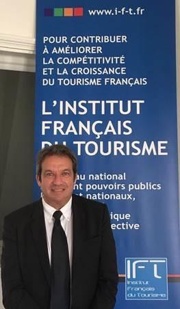 Institut Français du Tourisme : Georges Rudas élu président