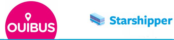 Autocars : Starshipper rejoint le réseau de OuiBus