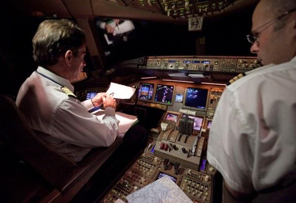 Les pilotes du SNPL (heureusement, il y a des pilotes plus réalistes) oublient de reconnaître qu'ils ont vu leurs salaires progresser de quasi 7% en un an ! - DR : Air France ; Virginie Valdois