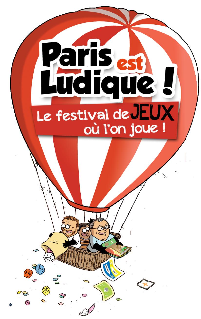 Paris est ludique !: 6th edition of festival devoted to board games