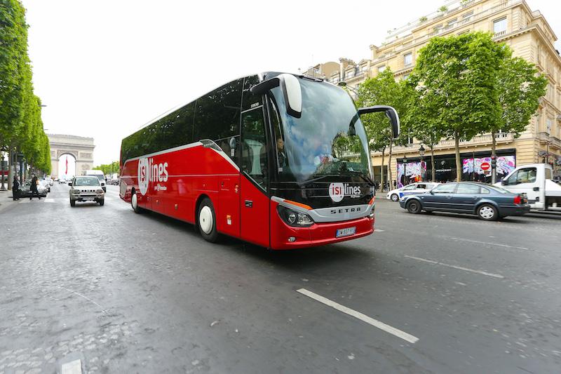 Les autocars Macron séduisent les clients mais ne sont pas encore rentables - DR : Isilines