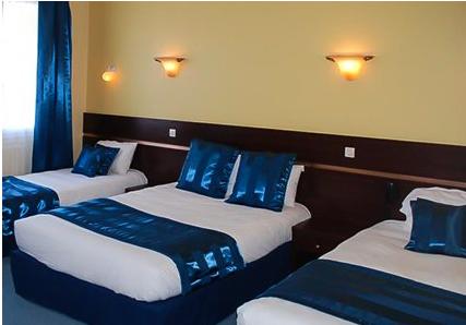 Le Comfort Hotel Cathédrale Lisieux compte 30 chambres - Photo : Comfort Hotel