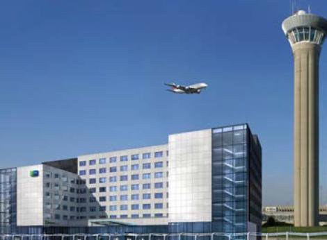 L'hôtel Holiday Inn Express de Roissy-CDG comptera 305 chambres - Photo  Holiday Inn Express