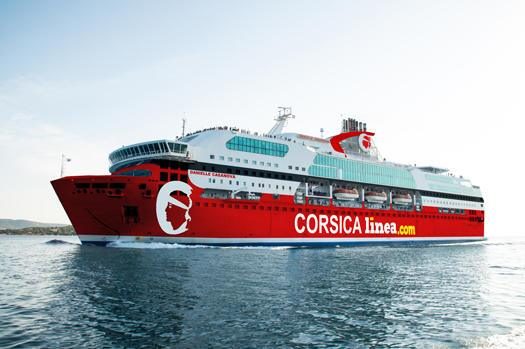 Le Danielle Casanova - DR : Corsica Linea