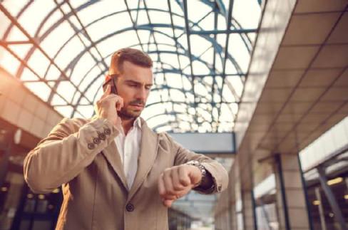 Pour les hôtels, les voyageurs d'affaires représentent une clientèle très importante - Photo : HRS
