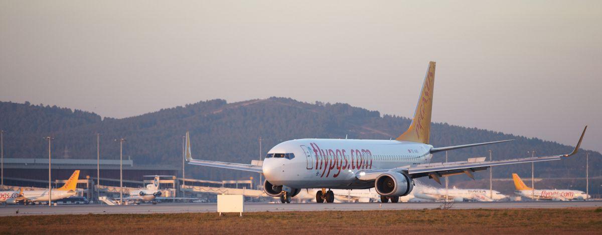 Le trafic passagers de Pegasus Airlines a progressé de 13,5 % pour la période de janvier à mai 2016 - Photo : Pegasus Airlines
