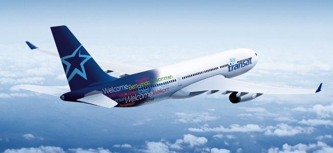 Air Transat volera vers Québec et Montréal depuis Paris pendant l'Hiver 2016/2017 - Photo : Air Transat
