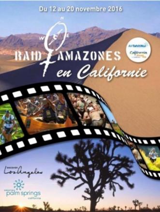 Raid Amazones : Visit California et Air Tahiti Nui invitent 3 professionnelles du tourisme à vivre l'aventure !