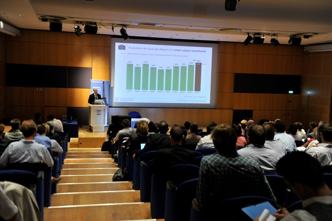 La conférence de Raffour Interactif aura lieu à Paris le 27 juin 2016 - Photo : Raffour Interactif