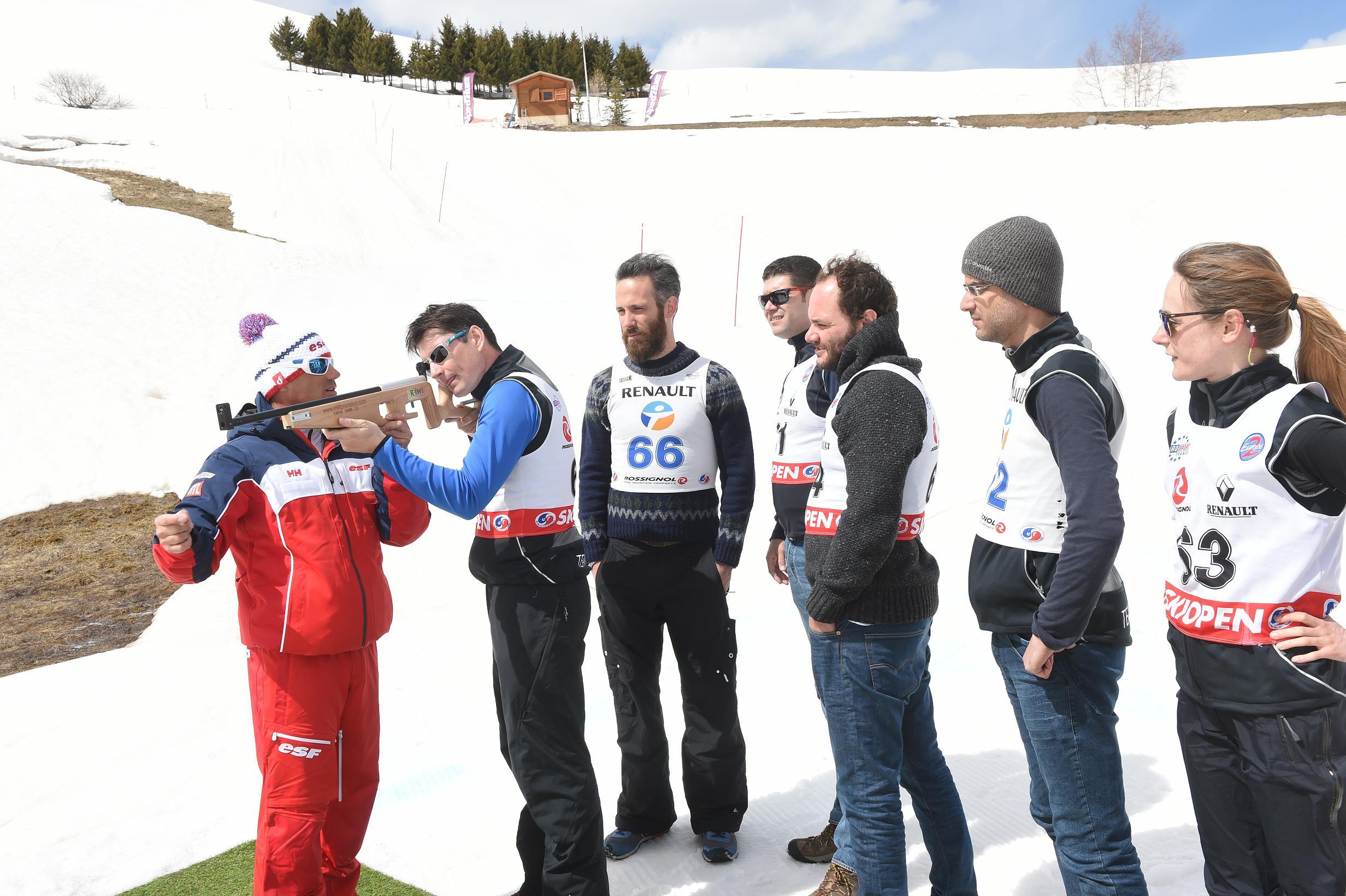 esf business : Plus lisible à l'échelle nationale et internationale cette nouvelle marque se substitue à « Red Ski Organisation » utilisée depuis 10 ans - DR