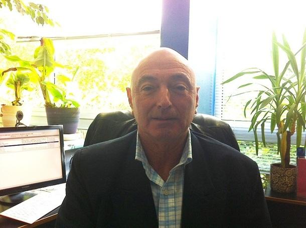 Renaud Cluis, PDG d'ORSUD - DR