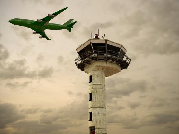 En cas de grève des contrôleurs aériens, les compagnies lowcost préfèrent annuler leurs vols plutôt que de subir des retards. DR - DGAC