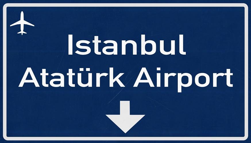 Le trafic de l'aéroport international Atatürk d'Istanbul est très perturbé ce mercredi 29 juin 2016 - DR : boscorelli-Fotolia.com