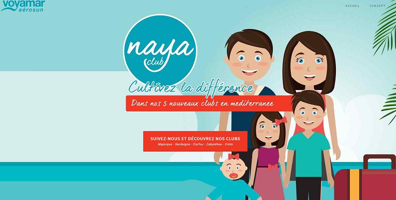 Voyamar élargit l'offre de Naya Clubs pour 2017 avec deux nouvelles adresses en Italie et au Portugal - DR : Voyamar