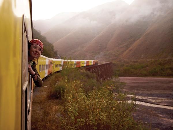 Le Train des Nuages circule trois fois par semaine : mardi, jeudi et samedi - Photo : DR