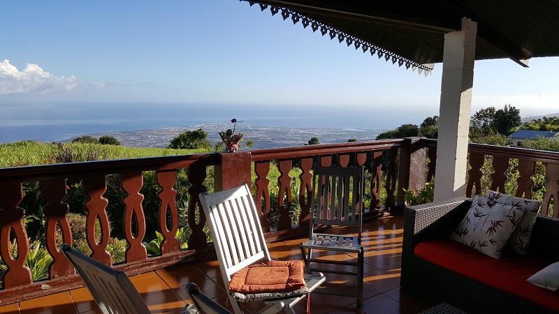 La vue depuis la terrasse - DR : A.B.