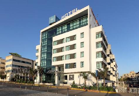 L'hôtel Sidi Maarouf 4* Eurostars situé au Maroc, appartient au groupe Hotusa  - DR