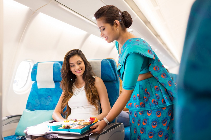 DR : SriLankan Airlines