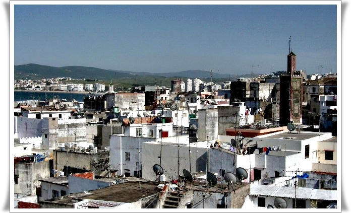 Le Maroc fait partie des destinations méditerranéennes qui connaissent une croissance à 2 chiffres de leur fréquentation. (Tanger)