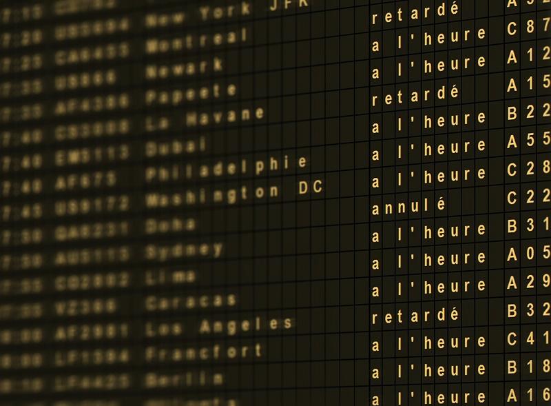 Les transporteurs peuvent se trouver dans l'obligation de payer à leurs clients un montant supérieur à la recette qu'ils vont encaisser, même avec un retard de l'ordre de 3 heures et demi ou 4 heures © pictarena - Fotolia.com