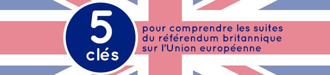 Brexit : le Quai d'Orsay revient sur les suites données au référendum