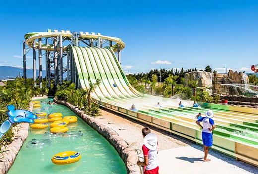 Splashworld Provence a battu des records de fréquentation pendant le week-end des 9 et 10 juillet 2016 - Capture d'écran