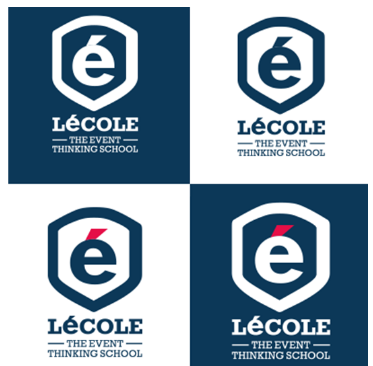 Logos de LéCOLE-The Event Thinking School - DR
