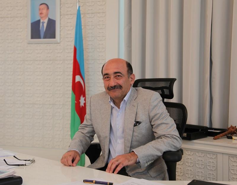 Abulfaz Garayev, ministre du tourisme d'Azerbaïdjan est bien décidé à séduire les voyageurs français - Photo RBT