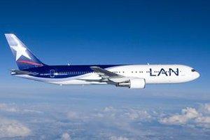 Boieng de LATAM Airlines - DR