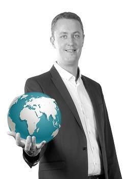 Guillaume Devals est le directeur de Voyages Triangle - Photo : Voyages Triangle
