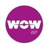 WOW Air : 25 % de réduction pour les enfants de 2 à 11 ans