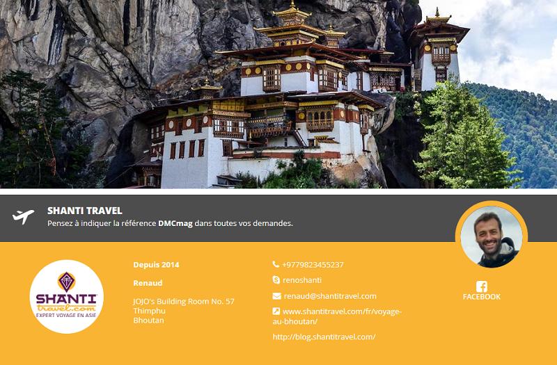 Shanti Travel met le Népal, le Bhoutan et le Vietnam à l'honneur sur DMCMag.com