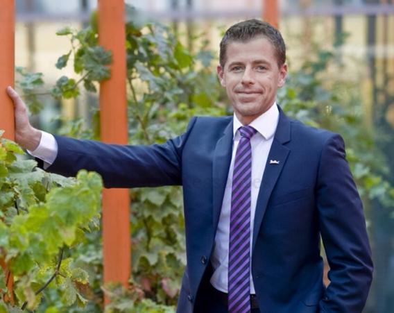 Thierry Pecorella, nouveau DG du Radisson Blu Lyon. - DR