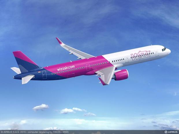 Wizzair, une compagnie low cost aux salaires généreux, mais aux plannings de vols bien chargés - DR : Airbus