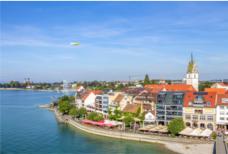 Friedrichshafen en Allemagne - DR