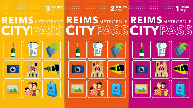 "Reims : l'office de tourisme met en place son ""City Pass"""