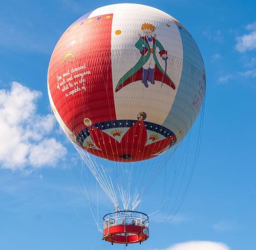 En 2015, le Parc du Petit Prince a ainsi atteint les 120 000 visiteurs  - DR