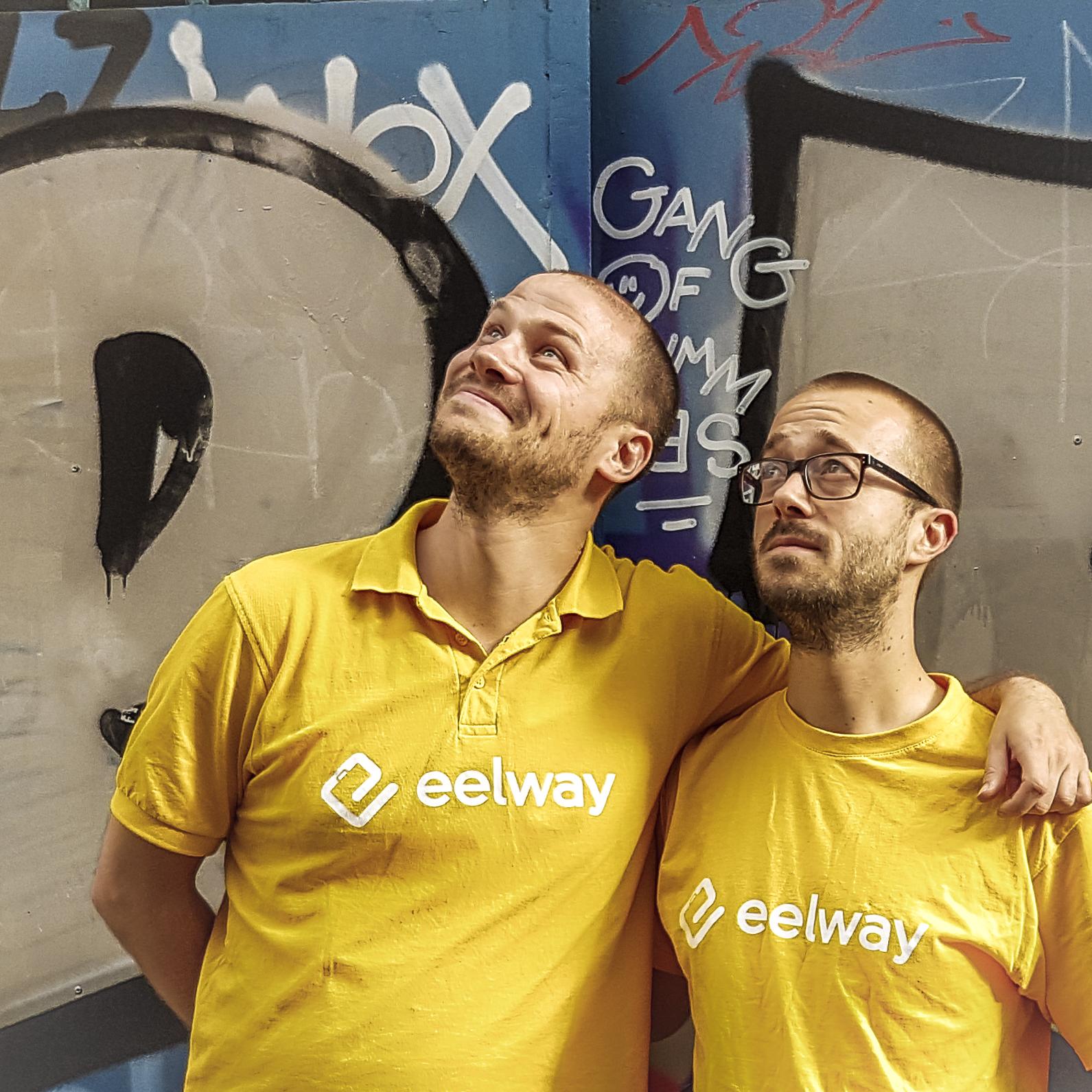 Les fondateurs de Eelway