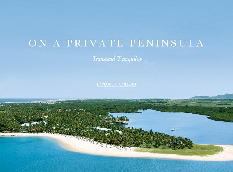 One&Only proposera des résidences privées à l'intérieur même du resort - Capture écran
