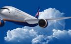 Aeroflot : 34 M€ de bénéfice au premier semestre 2016