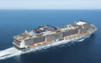 MSC Croisières : le navire jumeau du Meraviglia sera le... MSC Bellissima