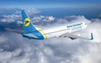 Ukraine International Airlines reçoit un nouveau B737-800 Nouvelle Génération