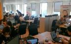 Paris : Option Startup ouvre l'univers des start-up aux plus jeunes