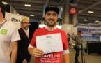 IFTM Top Résa : CLAPNCLIP gagne le premier start-up contest