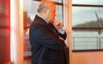 Michel Messager a reçu les insignes de Chevalier de la Légion d'honneur