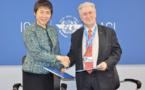 Aérien : la DGAC et l'OACI signent un accord sur la formation