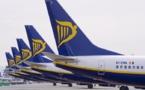 Ryanair : 10,8 millions de passagers (+13 %) en septembre 2016