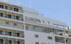 Tunis : l'Europa marque la reprise des escales de croisières en Tunisie